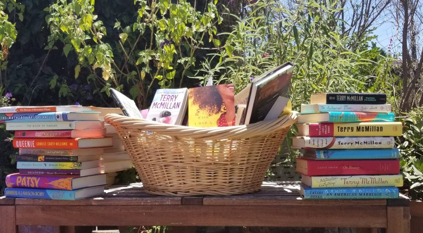 Free Black Women's Library holds Lavender + Lit poetry reading