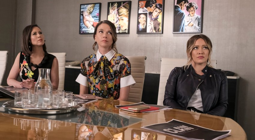 'Younger' TV Review: Merger, She Wrote