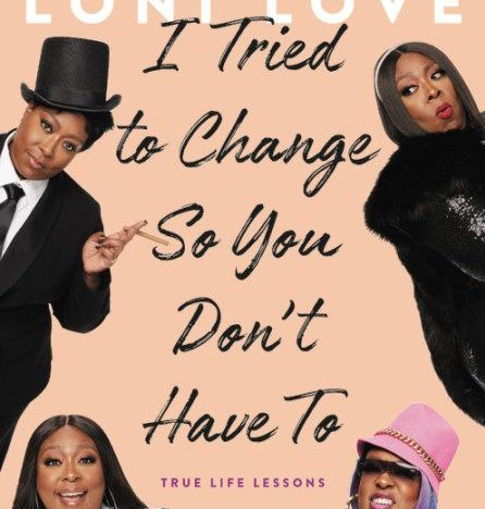 Loni Love Wants to Inspire the Masses With 2nd Book