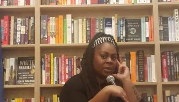 'Queenie' Author Candice Carty-Williams Discusses Heavy Themes in Her Popular Book