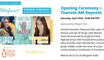 YallStayHome's Opening Ceremony + Teanote AM Keynote