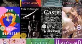 Two Books at a Time: August 2020 Celebrity Book Club Picks