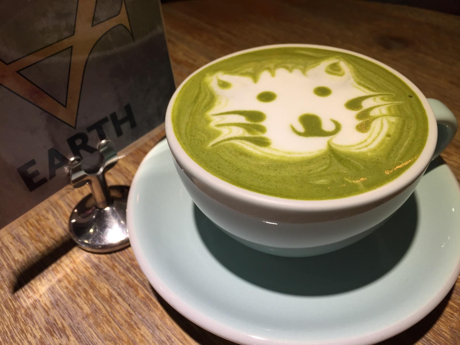 Coffee • Hong Kong – Celeste