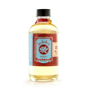 Moksha-body-oil-burning-leaves