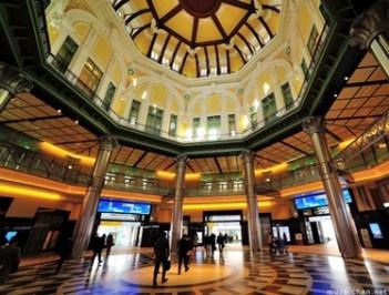 Inside Tokyo Station. Photo Credit: muza-chan.net