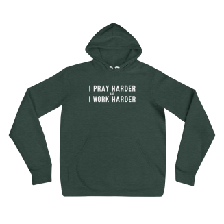 "Love Note ""Harder"" Hoodie"