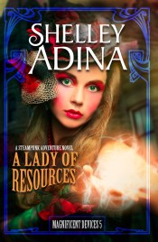 Shelley Adina - A Lady of Resources