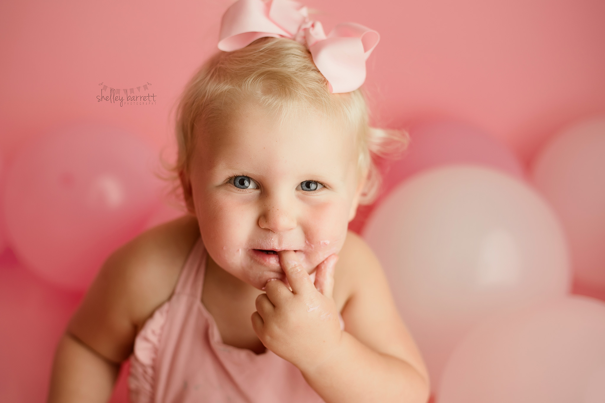 Pensacola Baby Photographer Two Year Old Annie