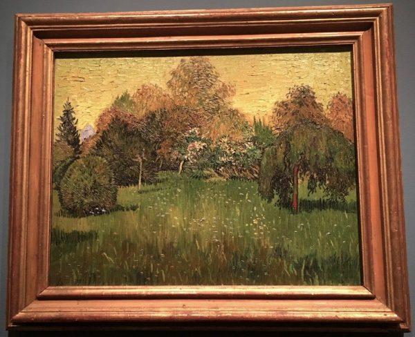 Vincent Van Gogh Chicago Art Institute