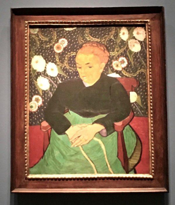 Van Gogh Chicago Art Institute