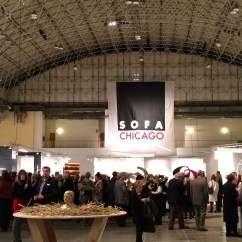 Sofa Expo New York 2017 Bagsie Australia Art Show Chicago Lindsay Gallery And Sherrie Gallerie