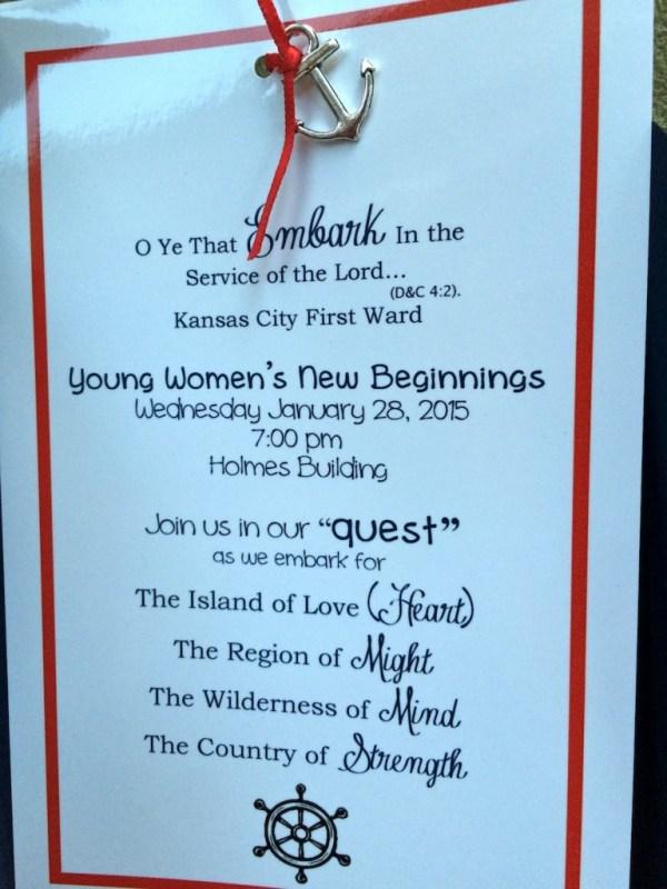 New Beginnings invitation 2015