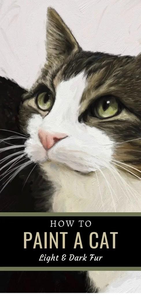 Tippy Cat Art Tutorial Pin 3