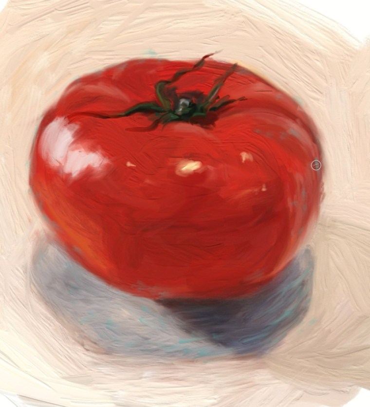 11 how to paint a tomato complementary colors