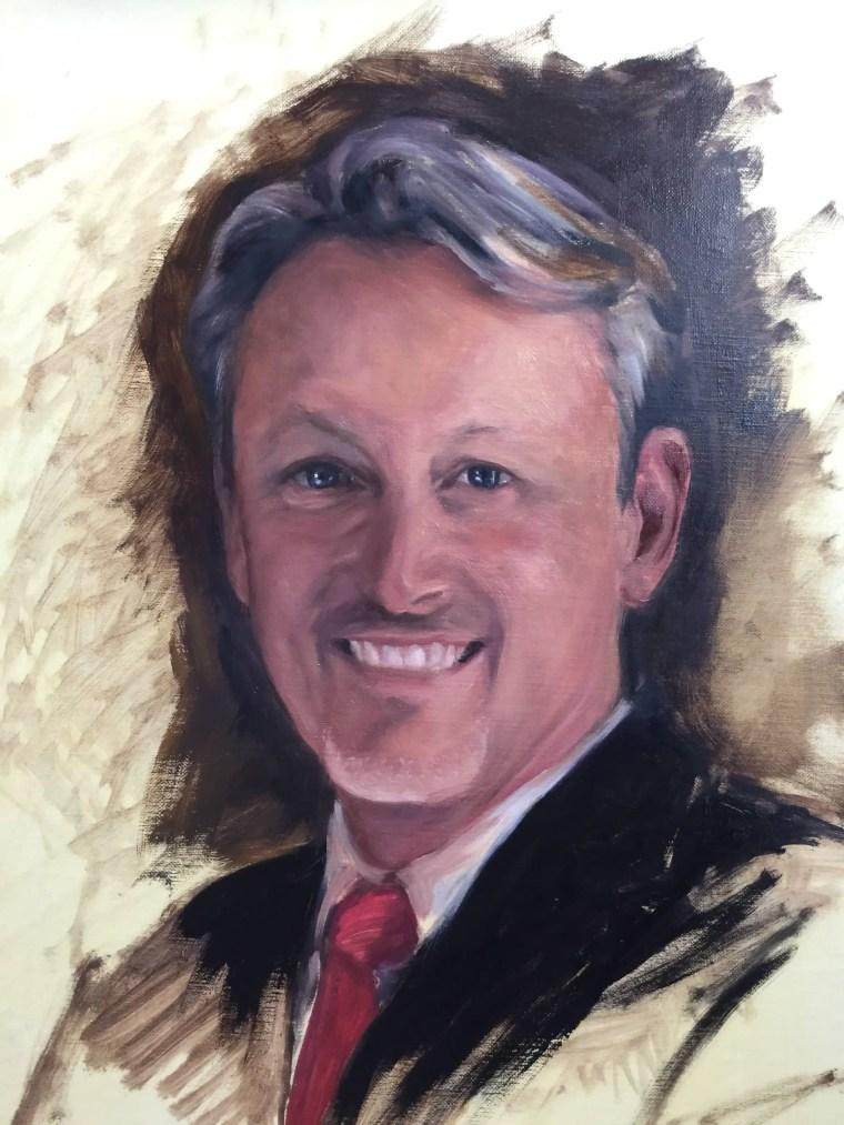 realistic portrait painting 13