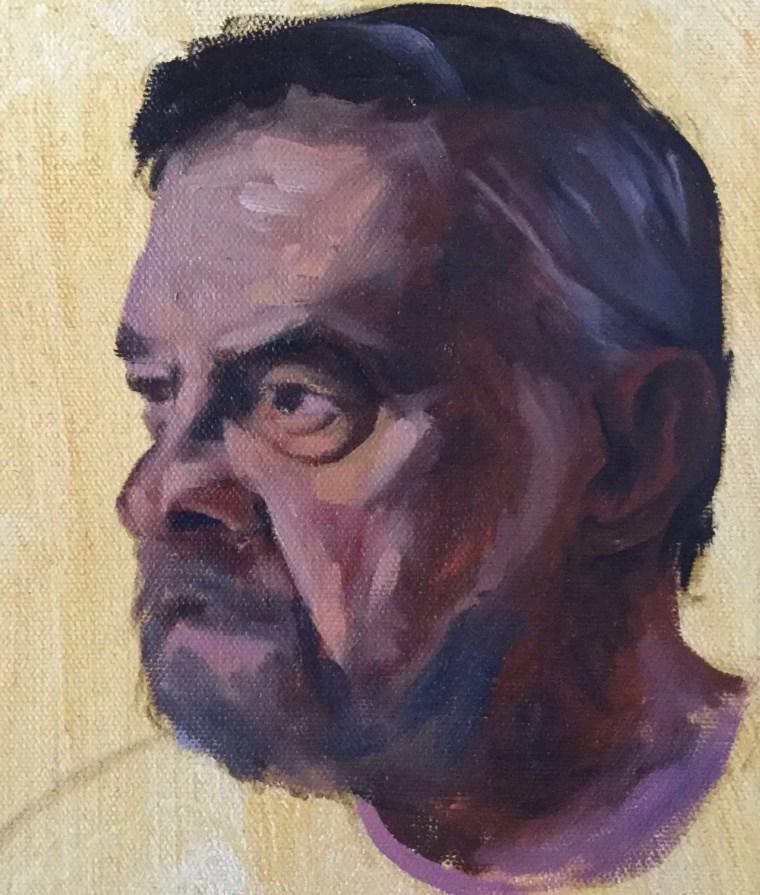 Painting wrinkles 3