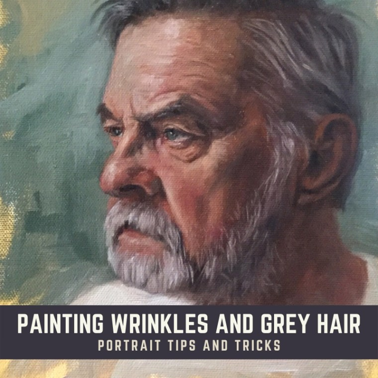 painting wrinkles title card