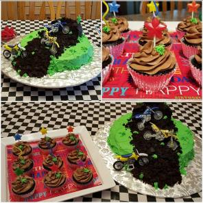 Motorcross Birthday