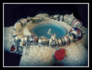 Shelley's Pandora Bracelet