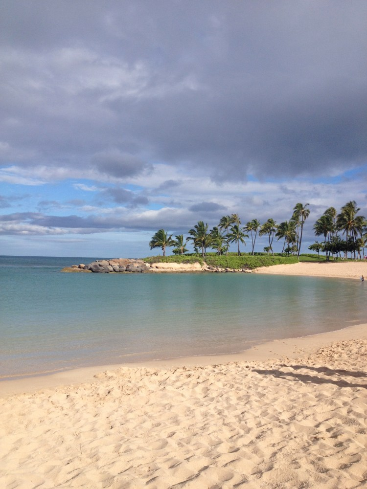 Ko Olina beach (Photo by Shelley Kassian)