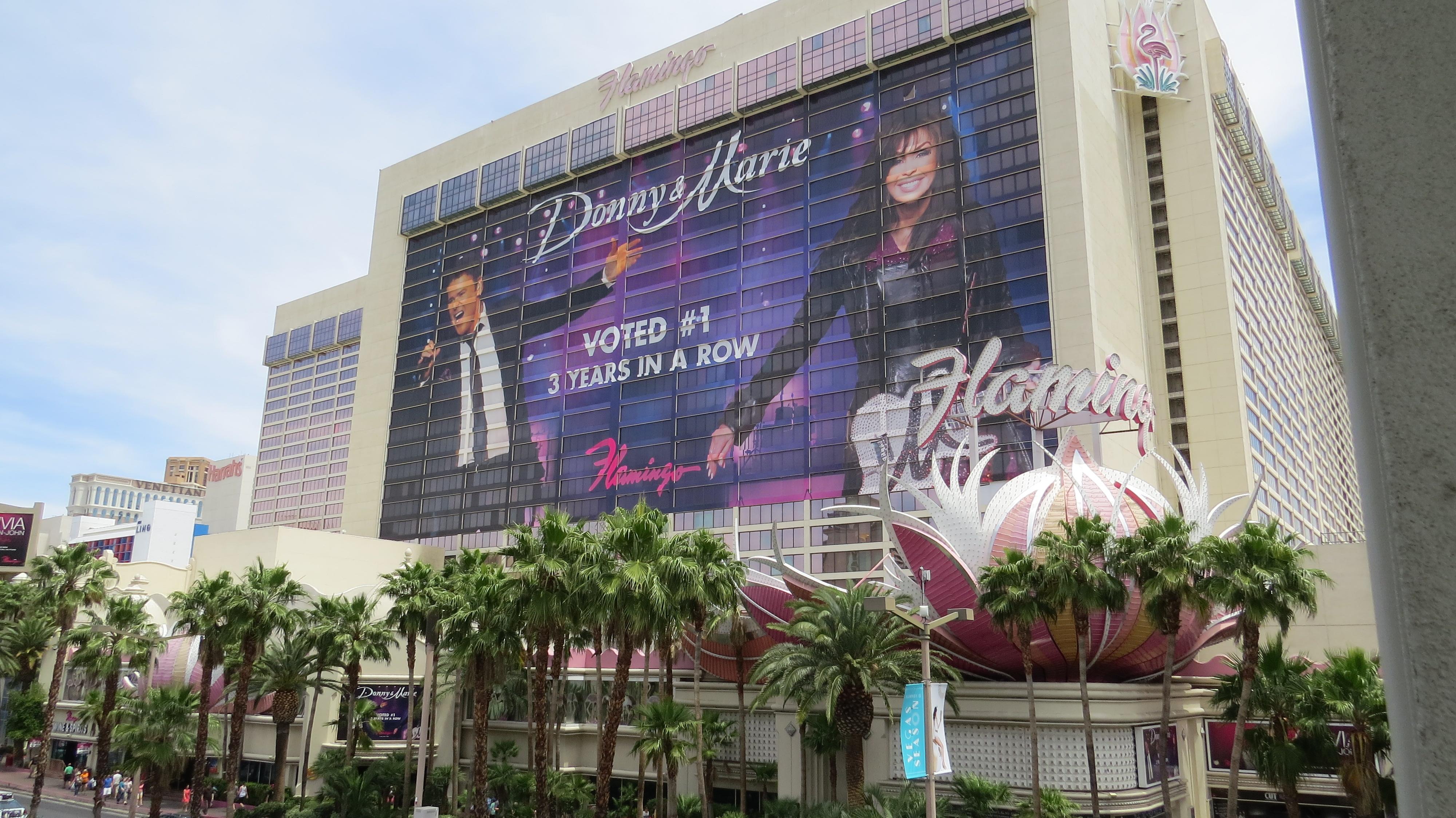Viva Las Vegasdonny And Marie Osmondno Show Shelley Kassian