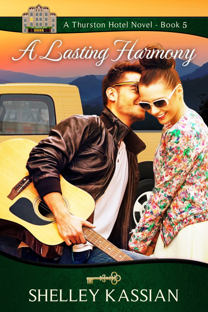 Book Cover: A Lasting Harmony