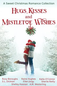 Book Cover: Hugs, Kisses and Mistletoe Wishes