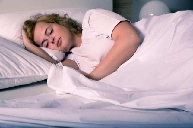 Sleeping -- boosting self esteem