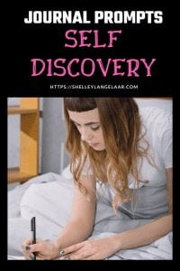 Self discovery journal prompts
