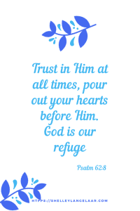 Trusting God in the Midst of Covid-19