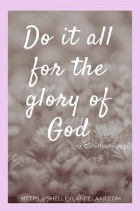 Does What I Focus On Really Matter? Devotional