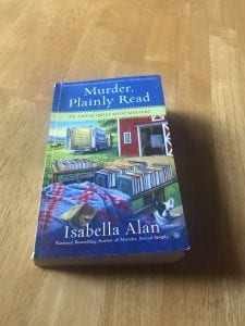 Murder plainly read - book review