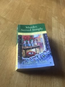 Murder Served Simply - Amish Cozy Mystery
