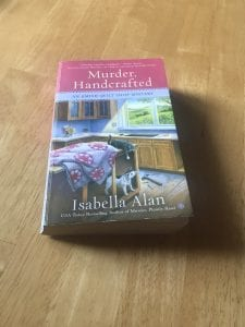 Murder Handcrafted - amish cozy mystery
