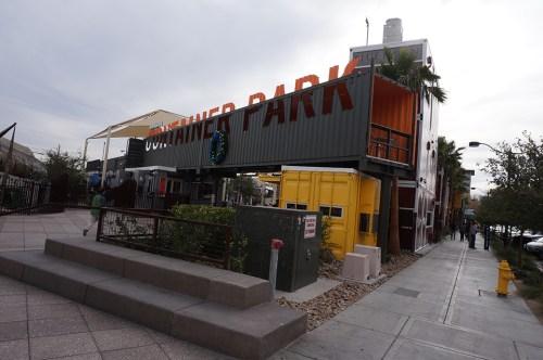 Container Park, Downtown Las Vegas