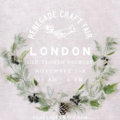 Renegade Craft Fair London