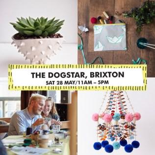 Crafty Fox Market Brixton