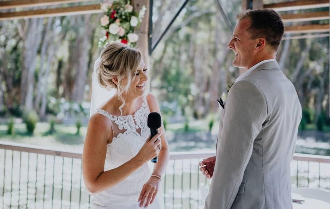 Brisbane Wedding Celebrant Shelley Schmaling