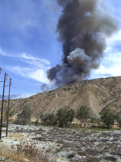 Bluff Fire 005 9 09