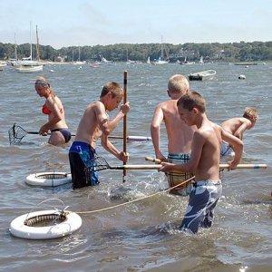 Wisconsin shellfishers