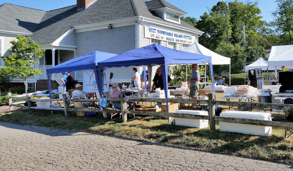 BARS at 2016 West Barnstable Village Festival