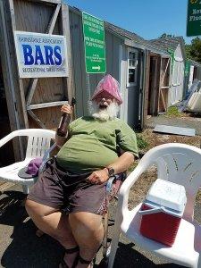 BARS Super Volunteer Bob Parsons