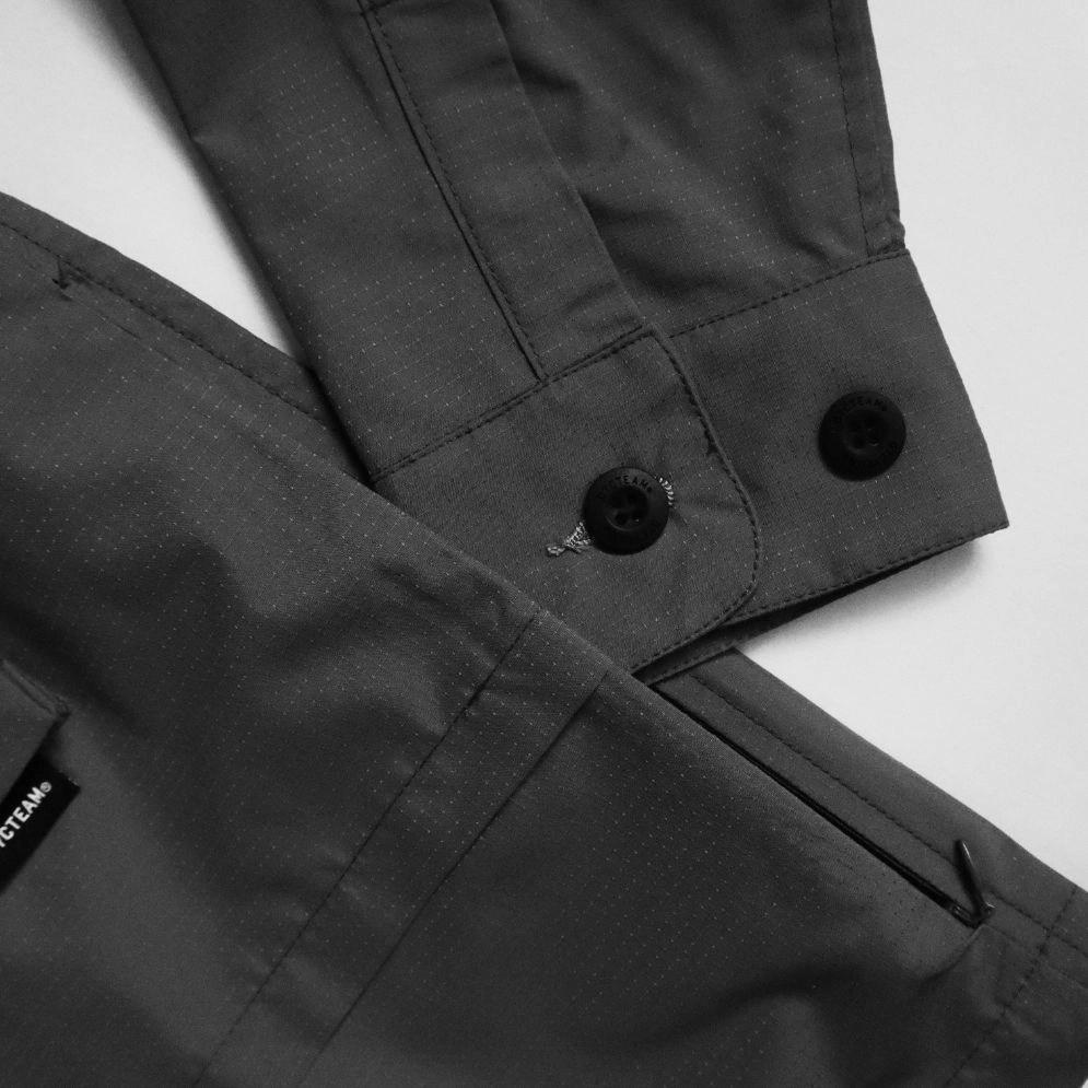 DCT-B-2054-GY-DYCTEAM-Buckle-Asymmetrical-Shape-Jacket-Grey-Details-5.jpg