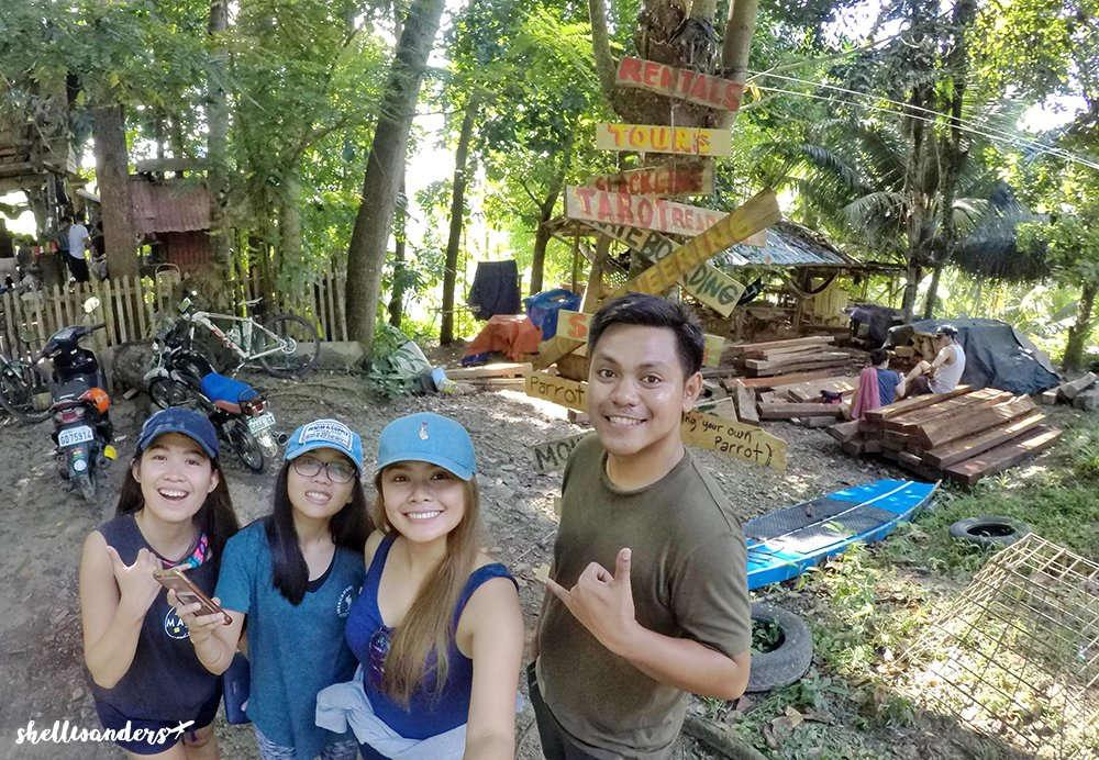 BACALLA WOODS CAMPSITE WITH BESHIES