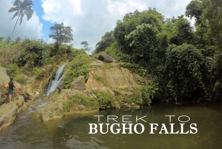 TREK TO BUGHO FALLS