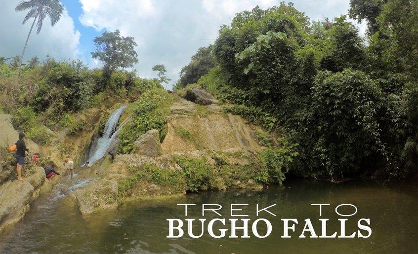 TREK TO BUGHO FALLS