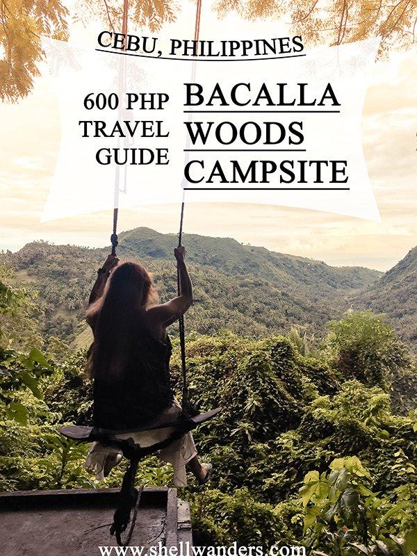 bacalla woods campsite cebu