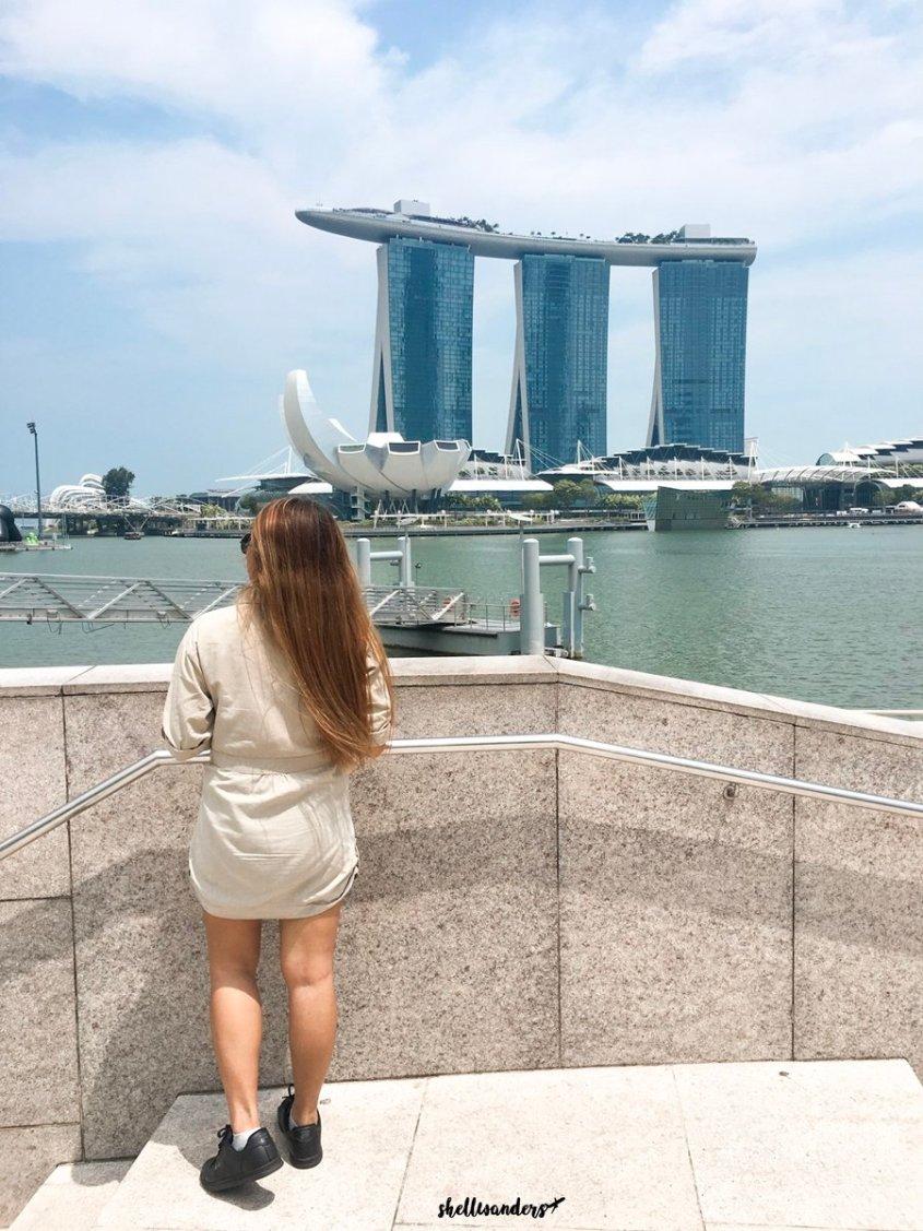 Marina Bay , Singapore