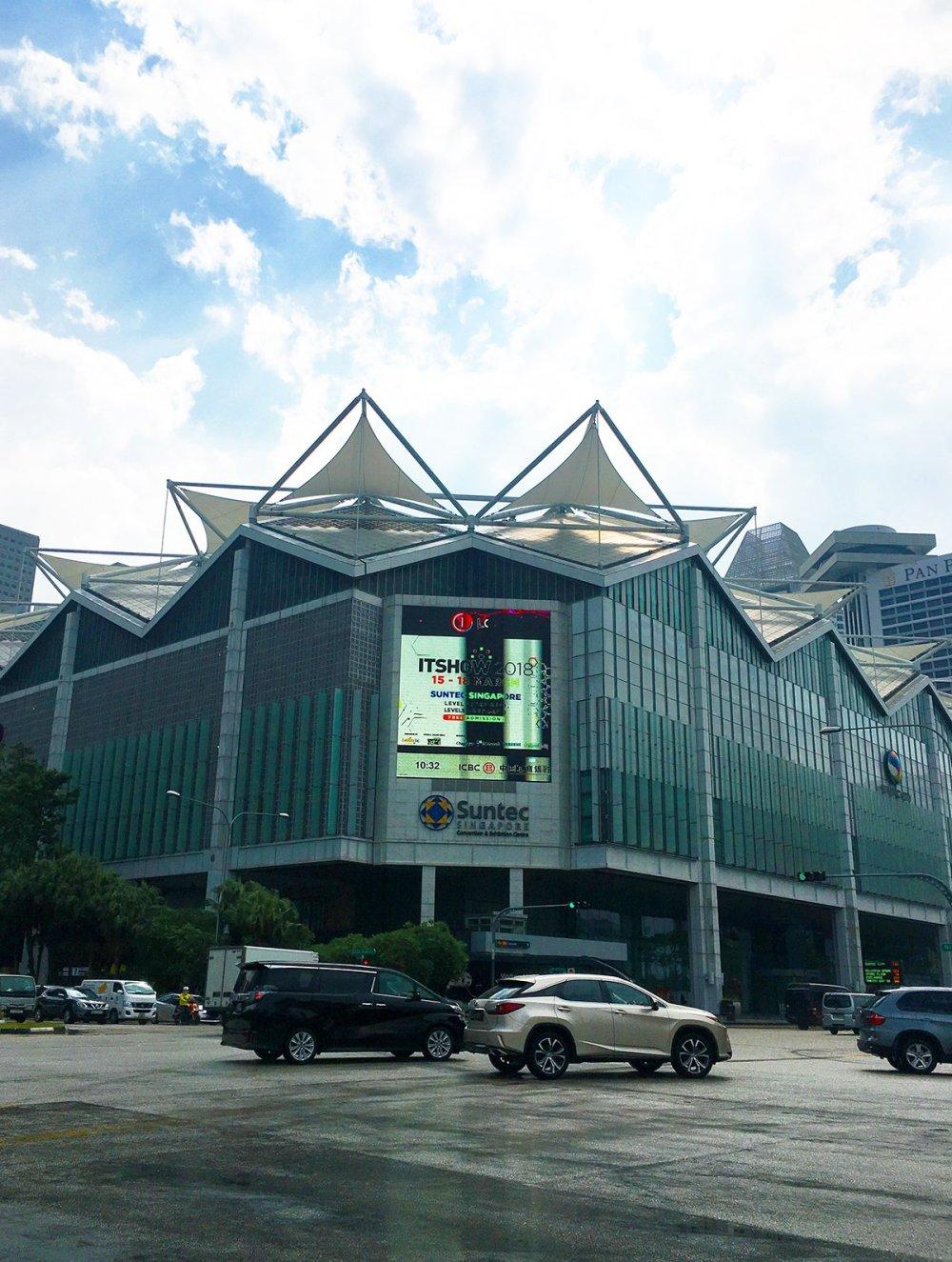 SUNTEC BUILDING SINGAPORE