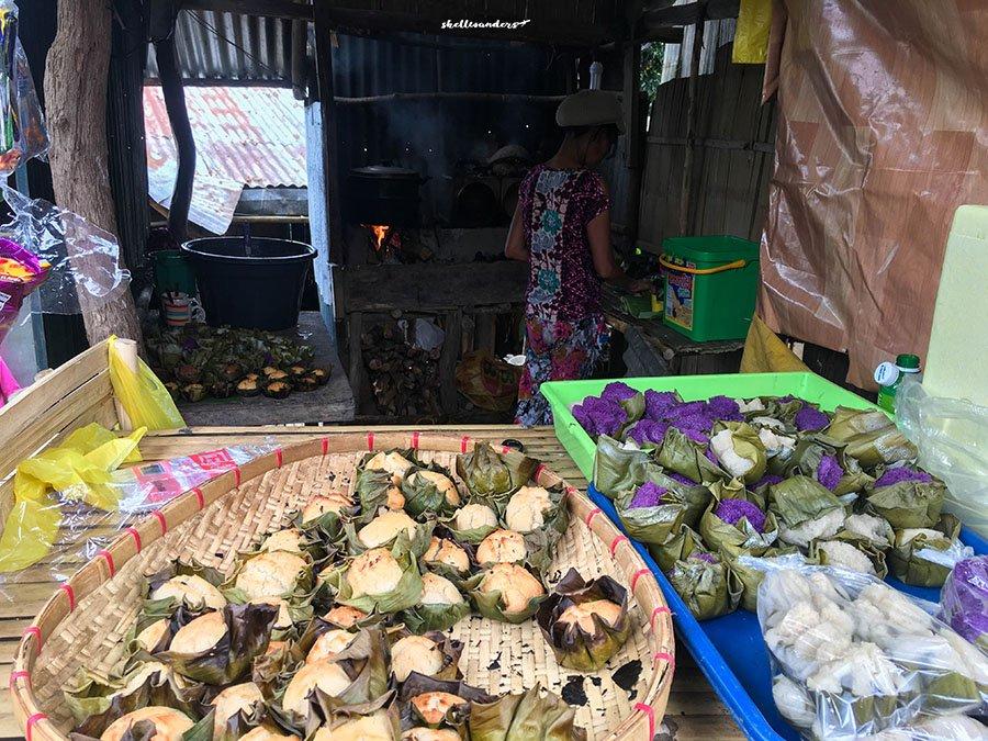 Bibingka Delicacy at Hanginan